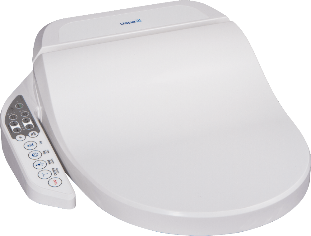 7235 Shower Toilet Seat